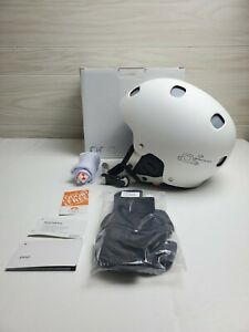 POC-Receptor-Bug-Helmet-Hydrogen-White-XL-X-Large-Size-59-60-NEW-Open-Box