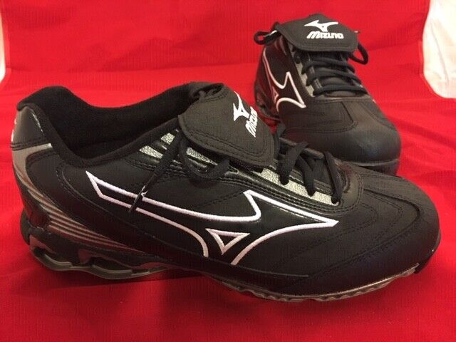 MIZUNO 9 SPIKE PRO LIMITED G4 SUEDE MENS BASEBALL CLEATS  Sz 9 and 10