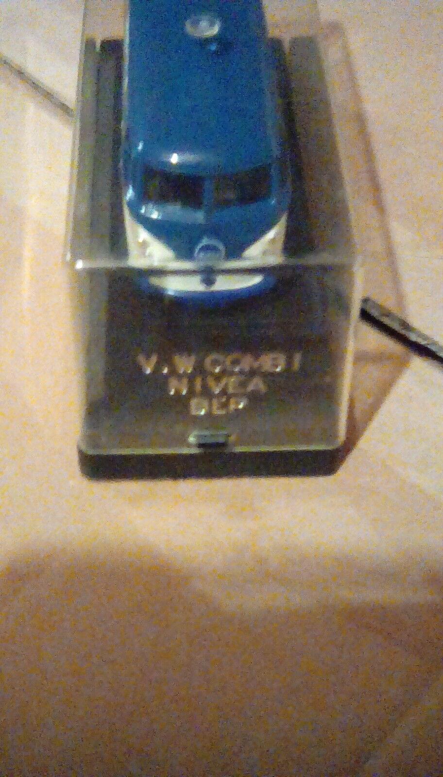 RARE SOLIDO VEREM VEREM VEREM VW T1 VAN NIVEA 1 43 SCALE LTD EDITION FIRST ISSUE MINT IN BOX 1ab89a