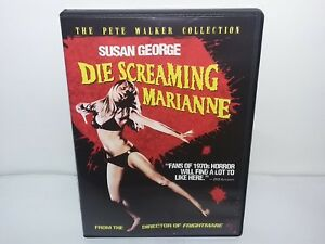 Die-Screaming-Marianne-DVD-Region-1-Widescreen-Very-Good-Guaranteed