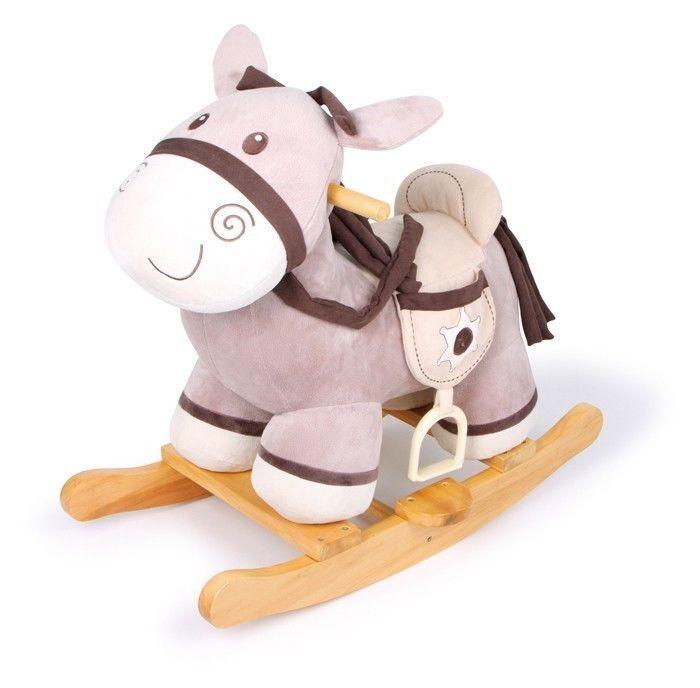 Animale Cavallo a dondolo gioco giocattolo per bambini.