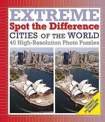 Cities of the World: Extreme Spot the Difference, Galland, Richard W, Used; Good