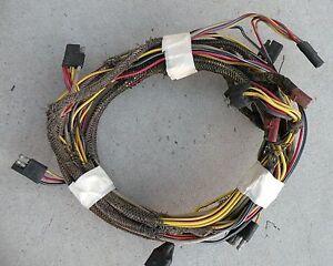 1965 thunderbird wiring harness block and schematic diagrams u2022 rh lazysupply co