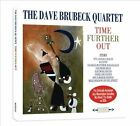 Time Further Out by Dave Brubeck/The Dave Brubeck Quartet (CD, Dec-2011, 2 Discs, Not Now Music)