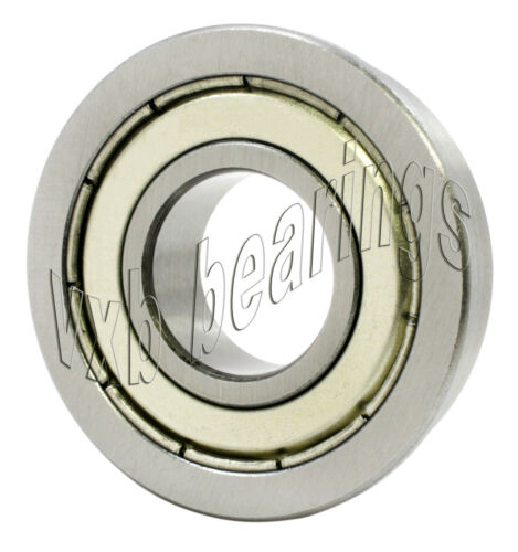 Flanged SF6701ZZ 12x18x4 12mm//18mm//4mm SF6701Z Stainless Steel Ball Bearings