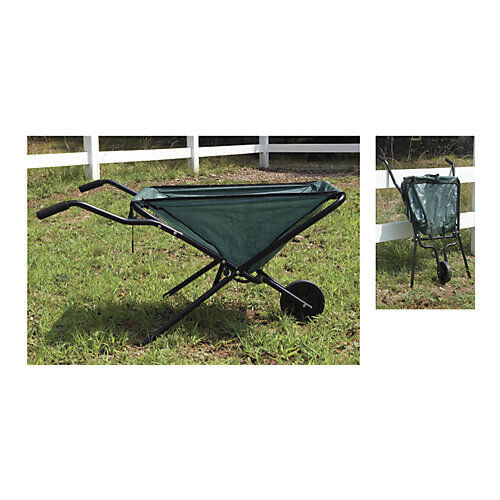 Galaxy Products  Dura Cart Folding Wheelbarrow  outlet online store