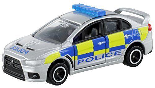 Takara Tomy Tomica #039 Mitsubishi Lancer Evolution X British Police Type