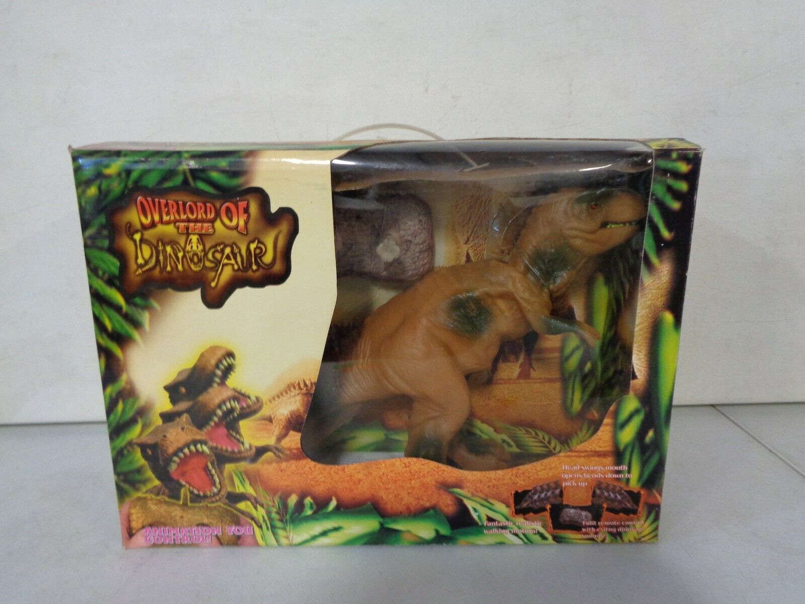 Overlord of the Dinosaur T-Rex Remote Control