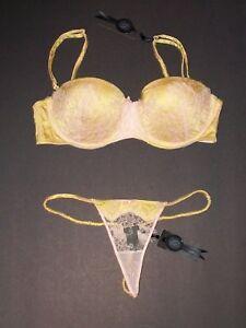 2a92b21c12 Image is loading NWT-Victoria-Secret-Designer-Collection-36B-S-Push-