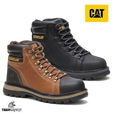Stivaletti Uomo Prezzi Bassi CAT Foxfield Steel Toe Work