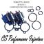 thumbnail 1 - GM TBI Fuel Injectors Set for 83 Pontiac J2000 2.0 I4