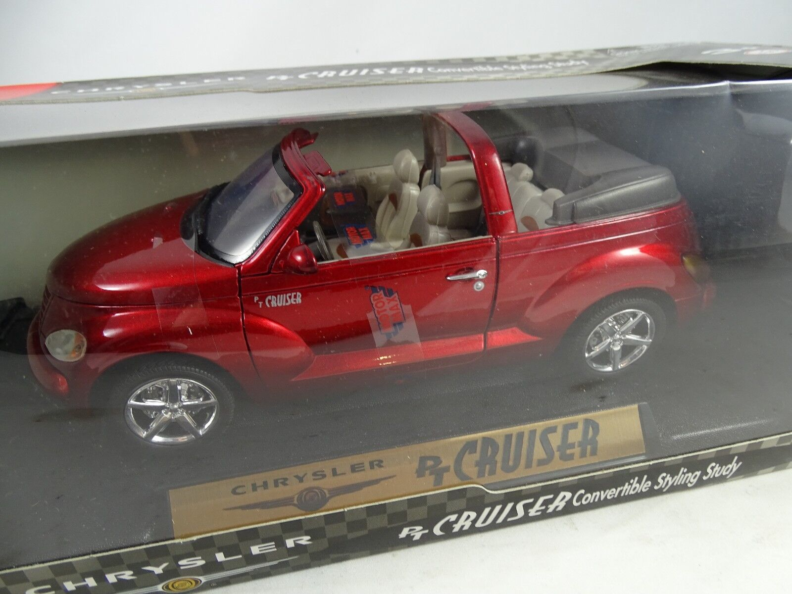 1 18 Motor Max Chrysler RT Cruiser Cabriolet  RARITÄT §
