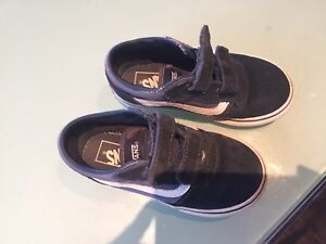 chaussure vans taille 25