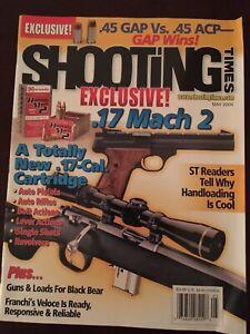 Shooting Times May 2004, .45 GAP VS .45 ACP