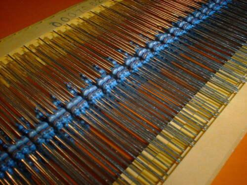 100x 392 kOhm 1/% Metallfilm Widerstand Bauform 0204