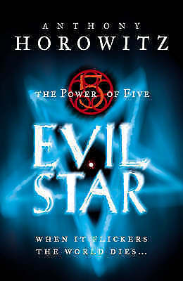 1 of 1 - Evil Star (the Gatekeepers #2) by Anthony Horowitz (Paperback, 2006) FREE POST