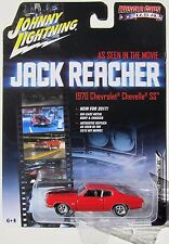 JOHNNY LIGHTNING SILVER SCREEN JACK REACHER 1970 CHEVY CHEVELLE SS 454 #2
