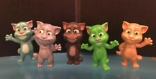 McDonald's 2016 Talking Tom Cat Lot 6 Talking Toy happy meal