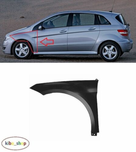 MERCEDES-BENZ CLASSE B-W245 2005-2011 NUOVO FRONT Wing Fender Sinistro N//S Passeggero