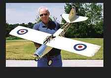 Elder 40 /  RC AIrplane PDF Plans & Templates and building manual on a CD