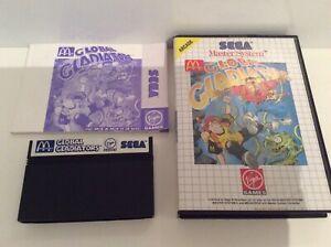 Sega Master System Global Gladiators