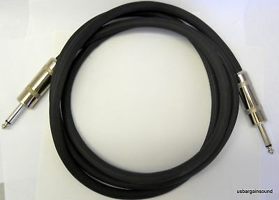 ProCraft 50 Foot 12 Gauge Speaker Cable Wire Speakon to Speakon PSP12-50-SS