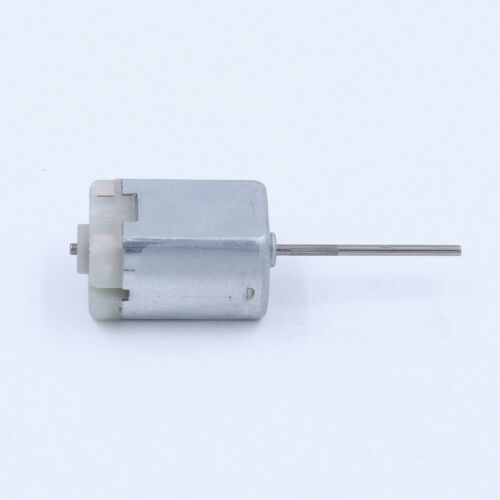 FC-280DR 12V DC knurled round shaft With Anti-interference Car door lock motor