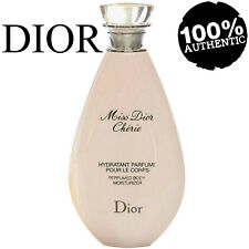 100% AUTHENTIC RARE MISS DIOR CHERIE Perfum BODY MOISTURIZER CREME DISCONTINUED