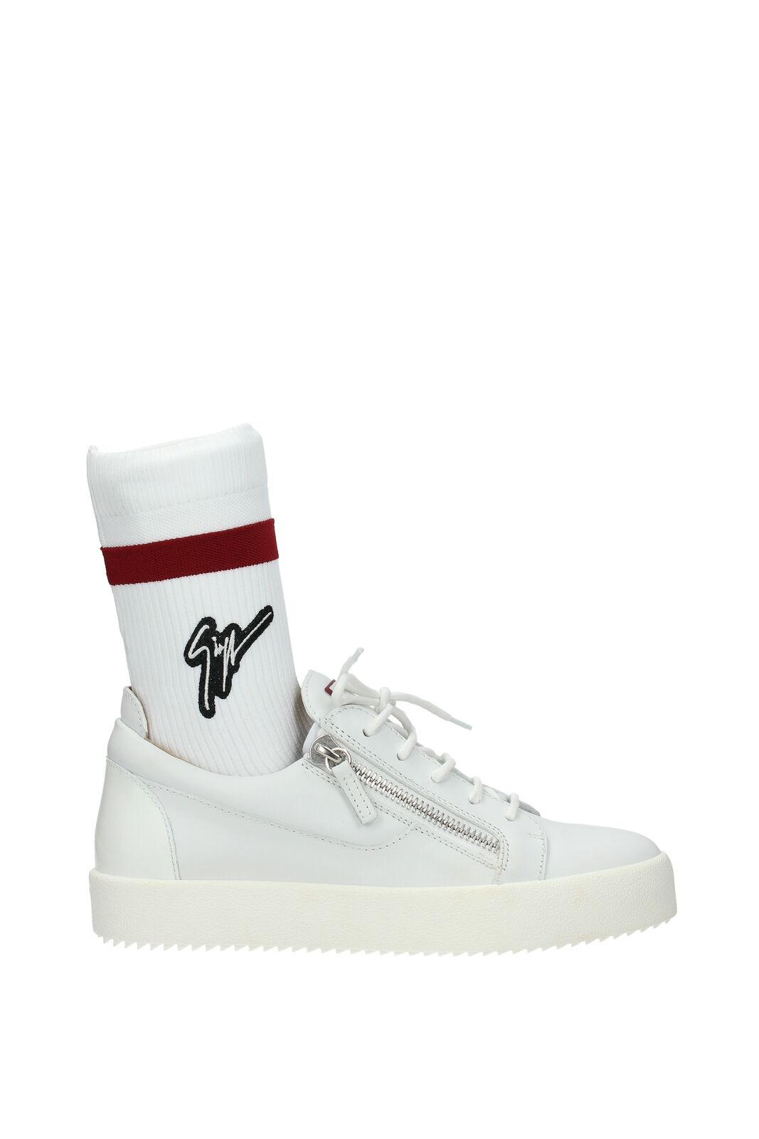 Sneakers Giuseppe Zanotti may london Men - Leather (RU80043MAYLONDON)