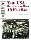 The USA Between the Wars 1919-1941: A depth study by Terry Fiehn, Carol White, Rik Mills, Schools History Project, Maggie Samuelson (Paperback, 1998)