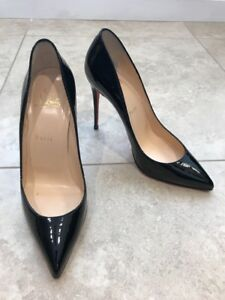 sports shoes 695da 5645d Details about CHRISTIAN LOUBOUTIN So Kate Pumps, Black, size 38 EU 8 US,  $675