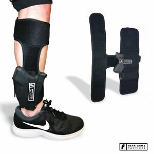 Ankle-Holster-for-Concealed-Carry-by-Bear-Armz-Tactical-Universal-Fit