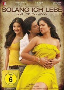 Mientras yo viva-Jab Tak Hai-Jab Tak Hai Jaan DVD nuevo