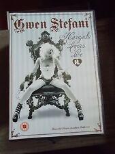 "GWEN STEFANI ""HARAJUKU LOVERS LIVE"" DVD 2006"