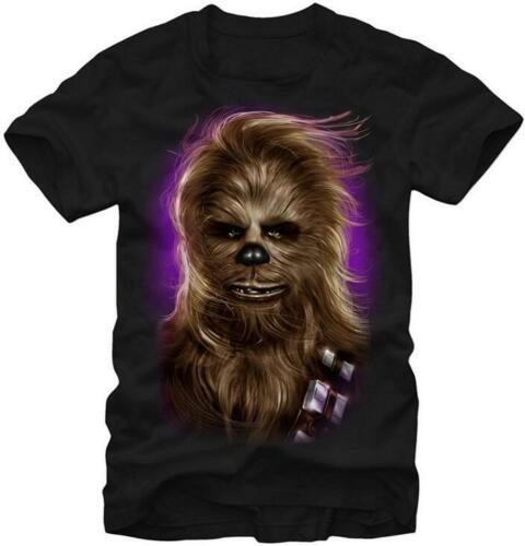 Chewbacca Funny 3D Print Casual T-shirt KK36 New Fashion Womens//Mens Star Wars