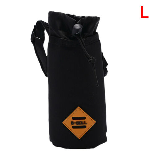 Winter Bicycle Water Bottle Insulated Bag Carrier Pouch Cycling Handlebar Bag