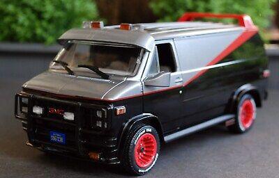 1983 Gmc Vandura A Team Van 1 24 Greenlight 84072 Ebay