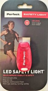 Perfect Fitness LED Safety Light