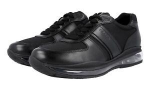 5 43 Chaussures Prada Fxz0hwn4 Luxueux Nouveaux 4e2858 9 Noir w1OqwSU