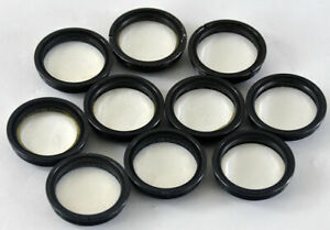 Rodenstock-0-copal-127mm-4-7-Polaroid-110A-110B-REAR-LENS-ELEMENT-LOT-4x5-glass