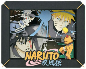 Naruto Uzumaki Naruto Paper Theater H80×W100×D42mm ENS-PT-164 from Japan