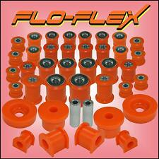 Mazda MX5 MK1 (NA) 89-98 Front & Rear Bushes Plus Diff Polyurethane Poly Bushes