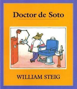 Doctor-De-Soto-Spanish-Edition-Steig-William-Used-VeryGood