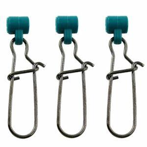 Heavy-Duty-Fishing-Line-Sinker-Slide-Green-Plastic-Head-Swivel-Duo-lock-NiceSnap