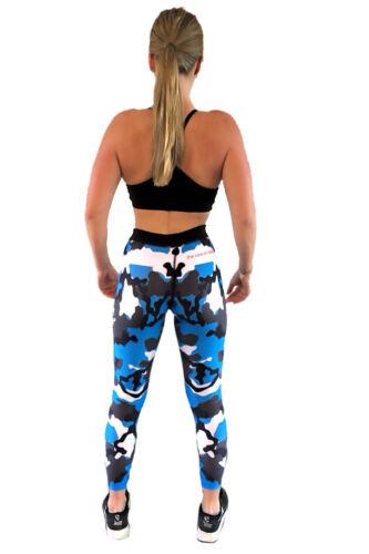 Frauen Sportleggings Leggings Laufleggings Jogging Fitness GYM Laufhose Fitnes