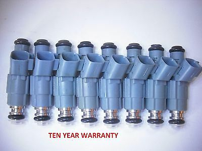 *Cleaned /& Flow Tested* OEM BOSCH FUEL INJECTOR SET OF 1999 Ford Taurus 3.0 6