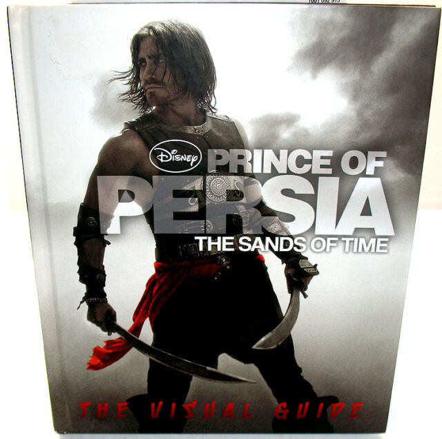 Prince Of Persia The Sands Of Time By Dorling Kindersley Publishing Staff 2010 Hardcover For Sale Online Ebay
