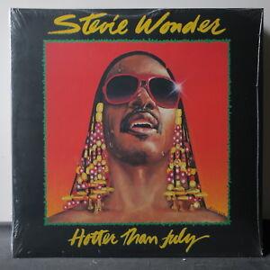 STEVIE-WONDER-039-Hotter-Than-July-039-Gatefold-Vinyl-LP-NEW-SEALED