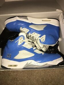 sneakers for cheap ac58a 19fe1 Details about Jordan Retro 5 Custom Size 10