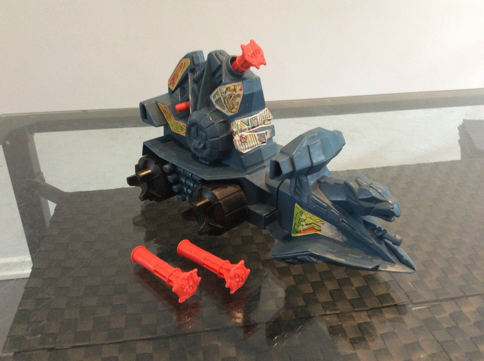 Battle Ram Masters Of The Universe He Man Vintage MOTU 1981 U.S.A. Old Toys